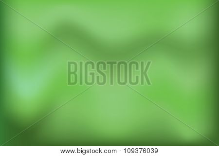 Abstract Blurred Color And Gradient, Green Background