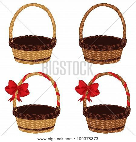 Set Of Baskets