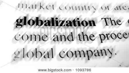 Globalization - Business Theory/Term