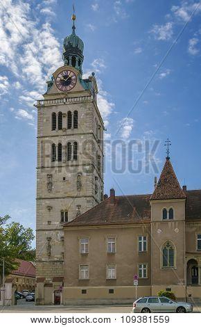 St. Emmeram Abbey Tower, Regensburg