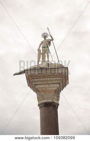 Colonna Di Teodoro, Venice