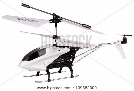 Helicopter Model Isolated