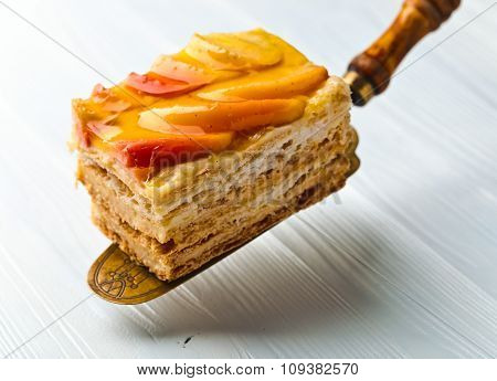 Pie With Apples