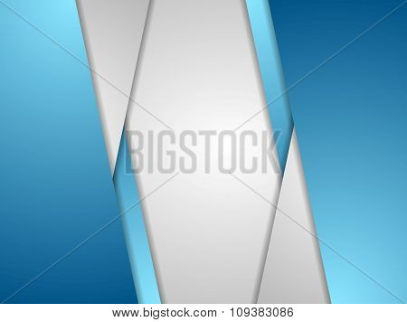 Abstract tech corporate background. Vector design