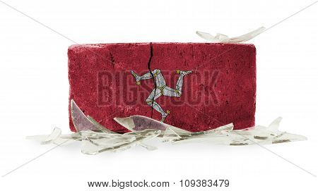 Rough Broken Brick
