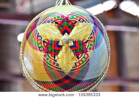 The Thai basketry