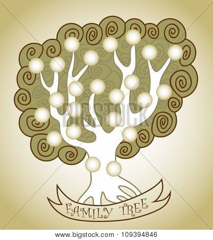 Family Tree Curly