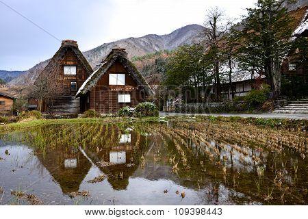 Shirakawa-go Ogimachi Village