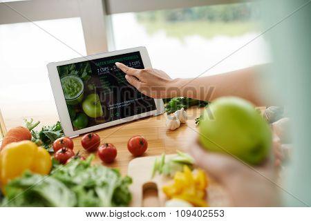 Recipe On Website