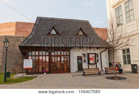 Tourist Information Center In Kutna Hora, Czech Republic