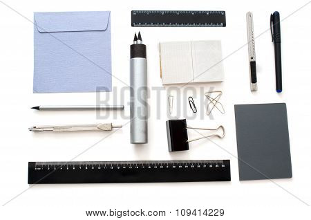 Stationary Set Over White