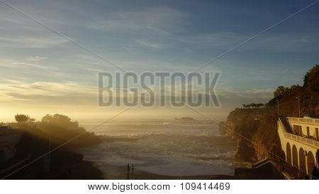 Old Port Beach, Biarritz