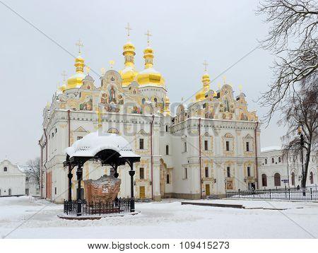 Assumption Cathedral Of Kyiv Pechersk Lavra