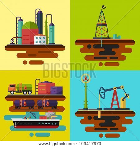 Oil extraction and delivery
