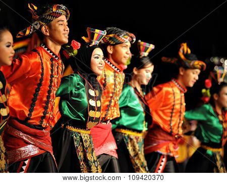 The merry people of Kota Belud