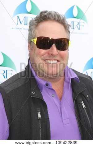 LOS ANGELES - NOV 10:  Gary Valentine at the Third Annual Celebrity Golf Classic to Benefit Melanoma Research Foundation at the Lakeside Golf Club on November 10, 2014 in Burbank, CA