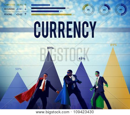 Currency Exchange Trade Economy International Concept