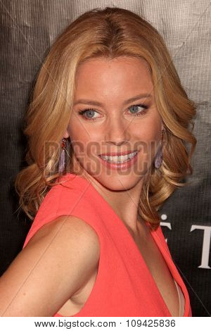LOS ANGELES - AUG 13:  Elizabeth Banks at the HFPA Hosts Annual Grants Banquet - Arrivals at the Beverly Wilshire Hotel on August 13, 2015 in Beverly Hills, CA