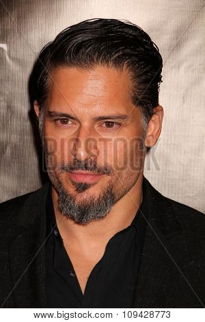 LOS ANGELES - AUG 13:  Joe Manganiello at the HFPA Hosts Annual Grants Banquet - Arrivals at the Beverly Wilshire Hotel on August 13, 2015 in Beverly Hills, CA