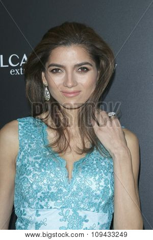 LOS ANGELES - NOV 17:  Blanca Blanco at the