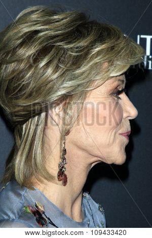 LOS ANGELES - NOV 17:  Jane Fonda at the