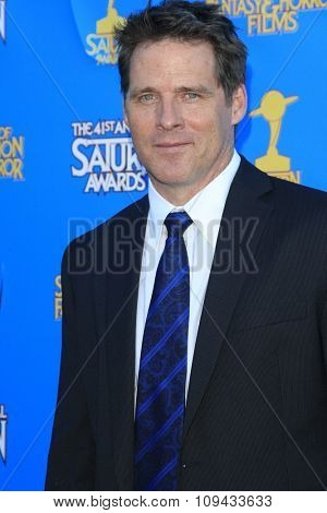 LOS ANGELES - JUN 25:  Ben Browder at the 41st Annual Saturn Awards Arrivals at the The Castaways on June 25, 2015 in Burbank, CA