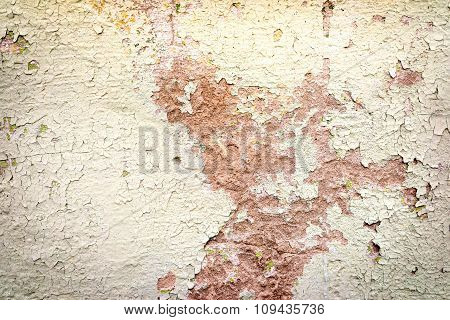 Grunge Background With Text Space