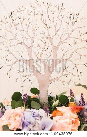 Wooden Decorative Tree