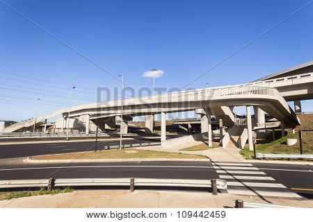 Highway Junction Ramps