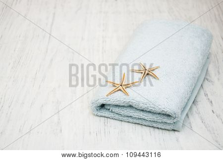 Cotton Bath Towel