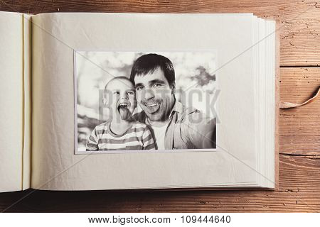 Photo Album With Pictures