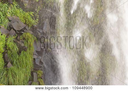 Devil Throat Waterfalls Detail View