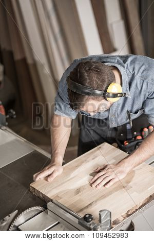 Carpenter Cutting Board