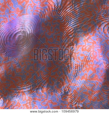 Metal Surface Generated Texture