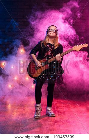 Little Rock Star Girl