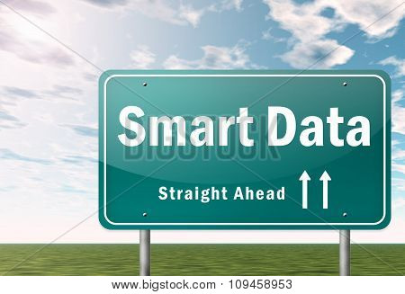 Signpost Smart Data