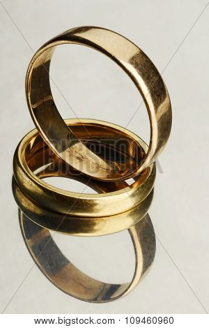wedding/engagement rings