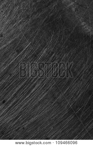 high resolution scratches on metal surface