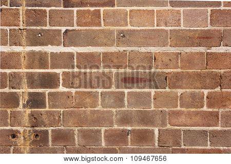 Vintage Australian Brick Wall 5
