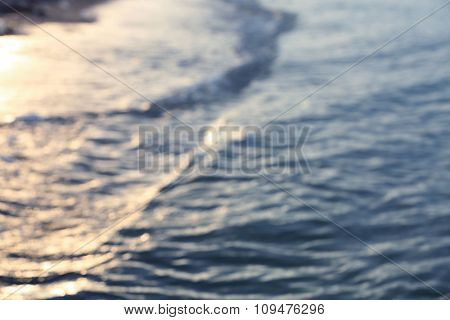Calm water background