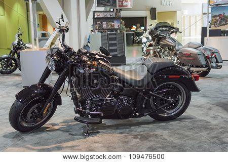 Harley Davidson Fat Bou S