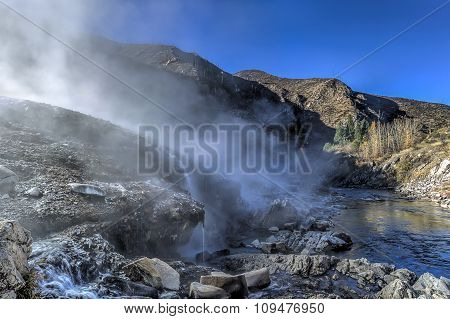 Kirkham Hotsprings In Idaho.