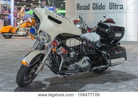 Harley Davidson Electra Glide Police