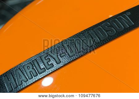 Harley-davidson Street 750 Detail