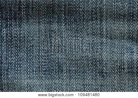 Texture Of Denim Jeans Textile Background