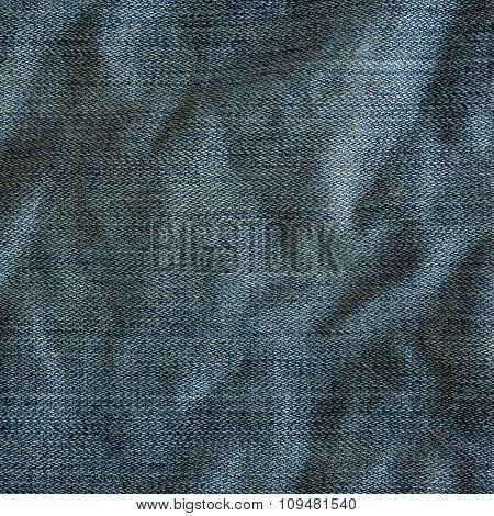 Denim Design Of Fashion Jeans Textile Background