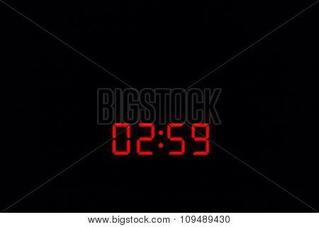 Digital Watch 02:59
