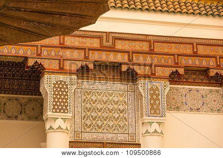 Ornamental Elements In Arab Architecture