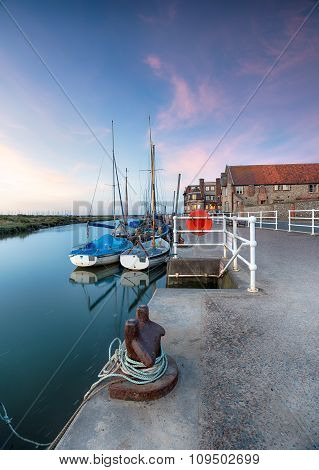The Quay At Blakeney