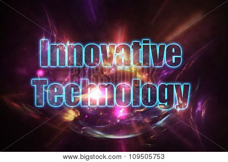 innovative technologies